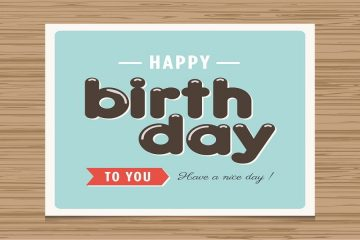 Tips for Writing a Happy Birthday Letter